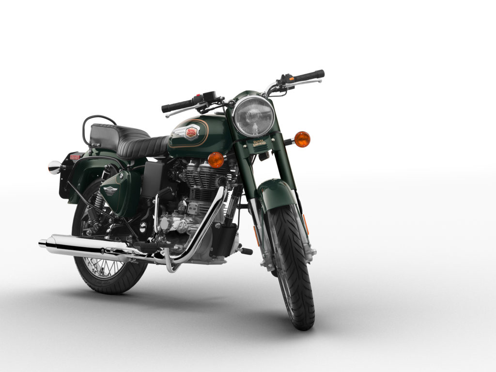 Royal Enfield Bullet Forest Green